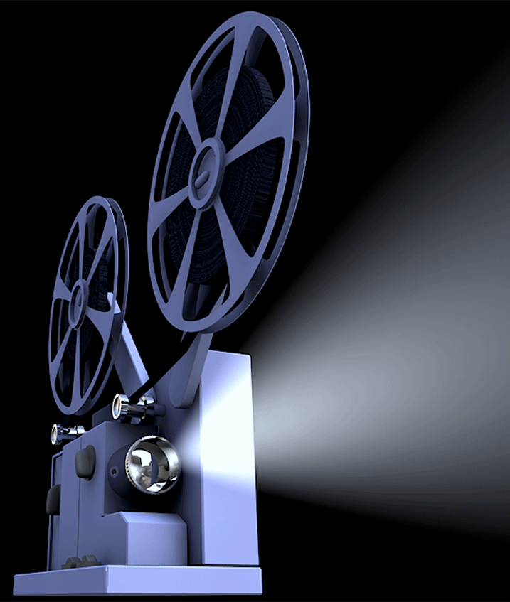 home theatre installation projector