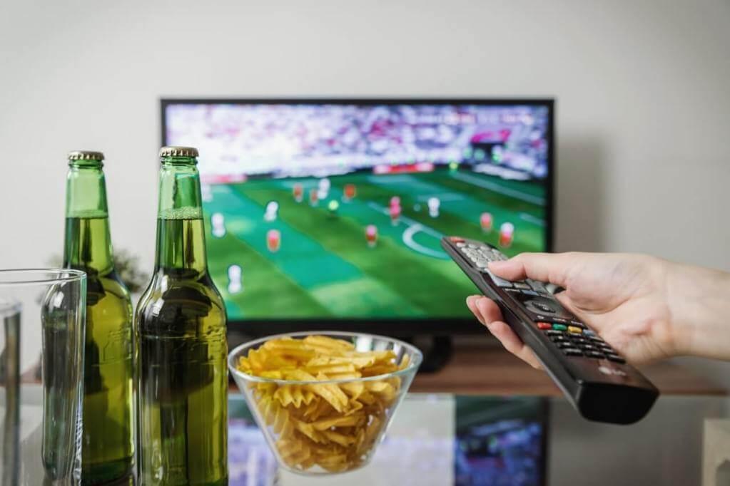 Relax & Enjoy Your TV Installation
