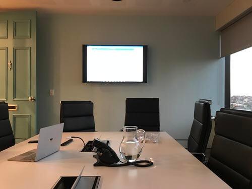 Boardroom TV Installation