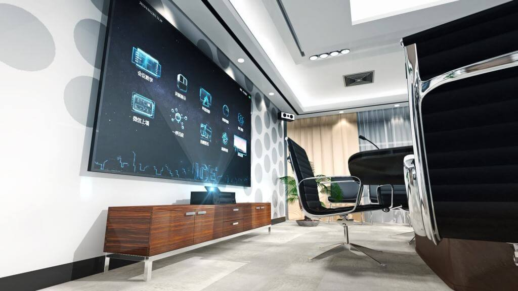Boardroom TV Installation Professional Appeal